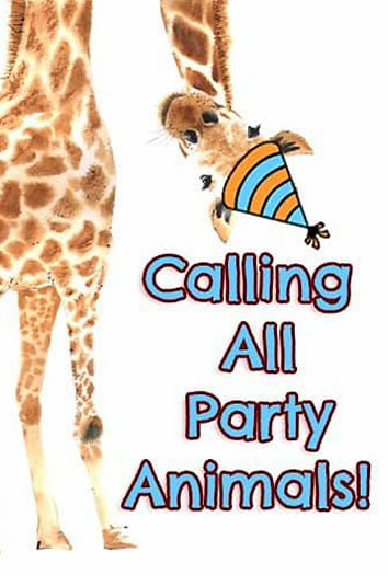 Calling All Party Animals